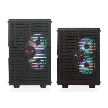 Riotoro GPX100 Morpheus Convertible Mini-to-Mid Tower Case